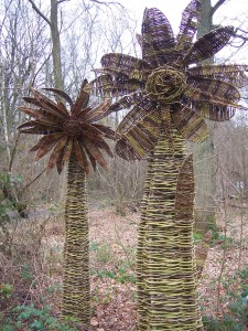 Chineham sculpture trail