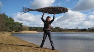 large willow fish series
