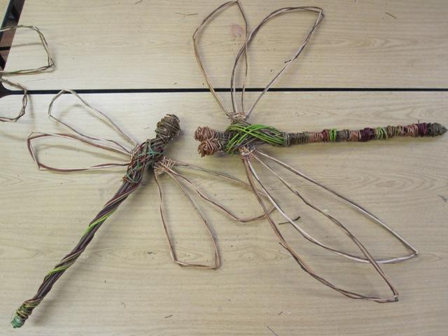 Willow Weaving 171 Angela Morley Garden Design