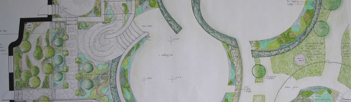 Angela Morley garden design & planning